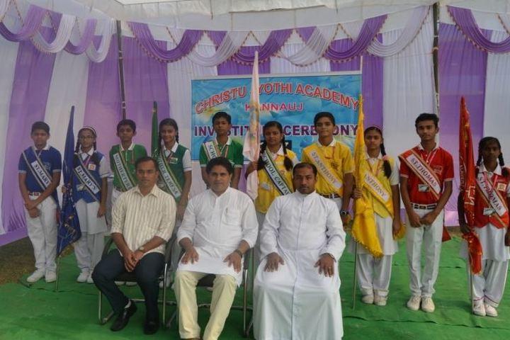 Christu Jyothi Academy - Investiture Ceremony