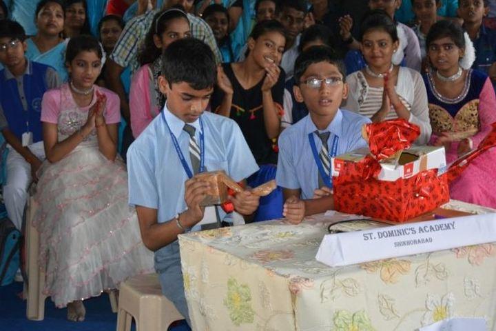 Christu Jyothi Academy - Quiz Competition
