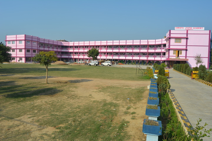 Christu Jyothi Academy - School Building