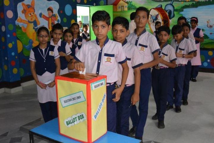 Christu Jyothi Academy - School Election