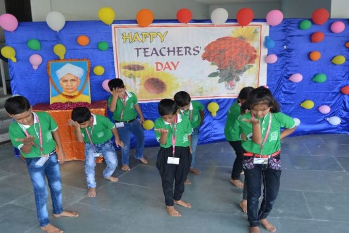 Christu Jyothi Academy - Teachers Day