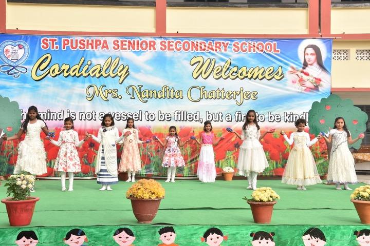 St Pushpa Senior Secondary School-Event
