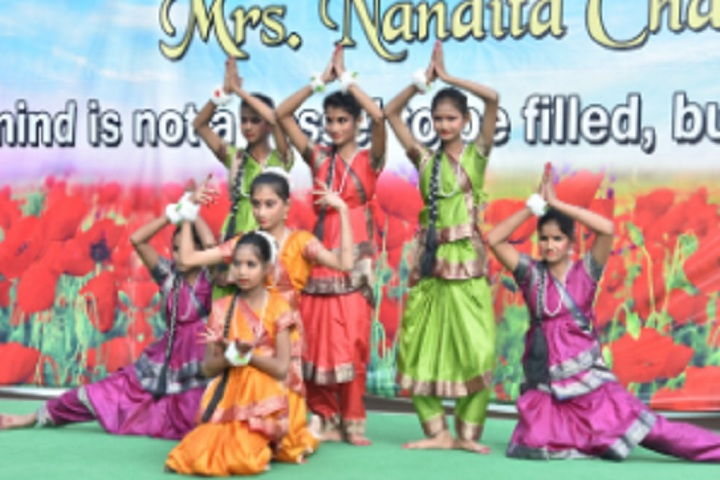 St Pushpa Senior Secondary School-Children Event
