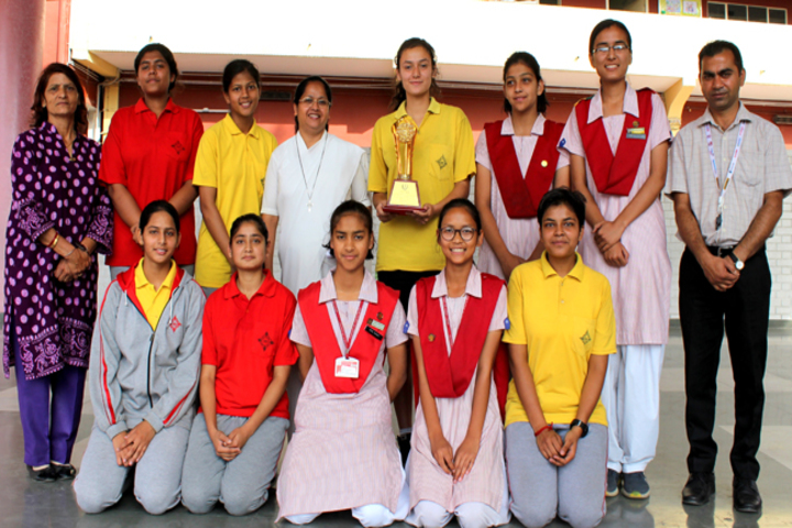 Convent of Jesus and Mary High School - Award