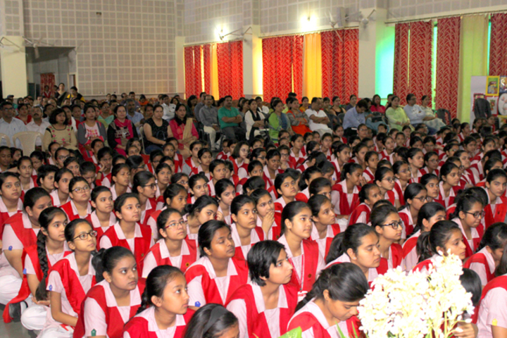 Convent of Jesus and Mary High School - Event