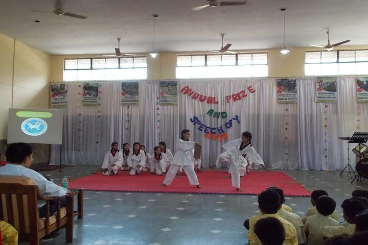 Moravian Institute - Karate