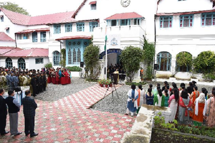 All Saints College-Events independance day