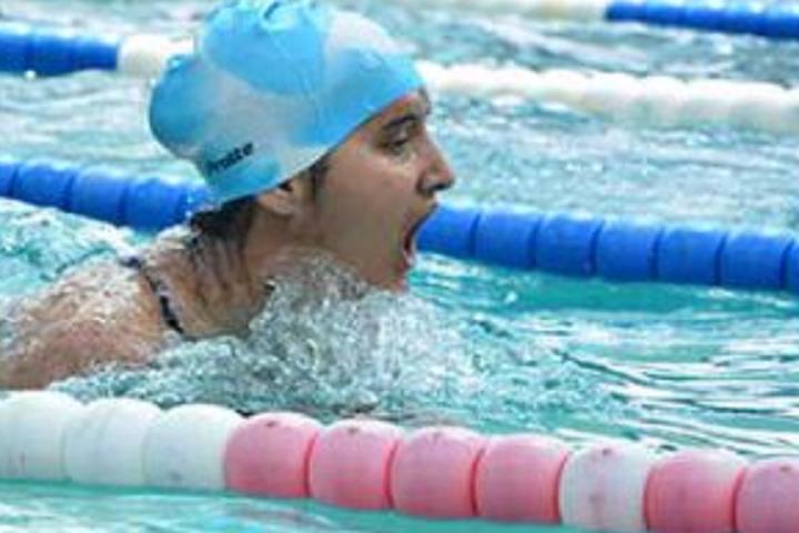 All Saints College-Swimming Pool