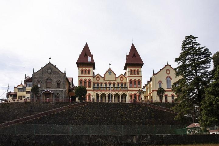 St Josephs College-Campus-View