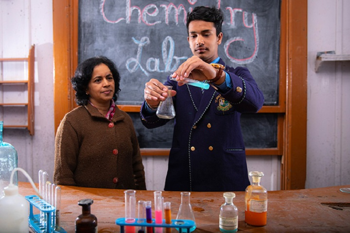 St Josephs College-Laboratory chemistry