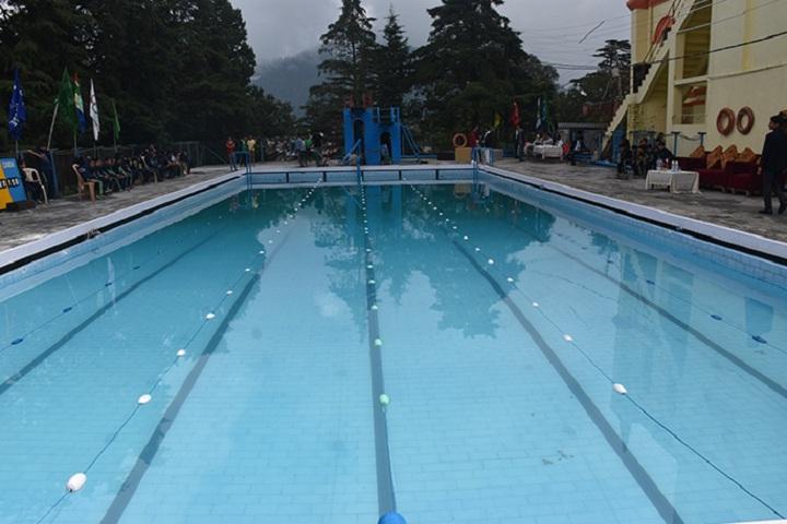 St Josephs College-Swimming Pool