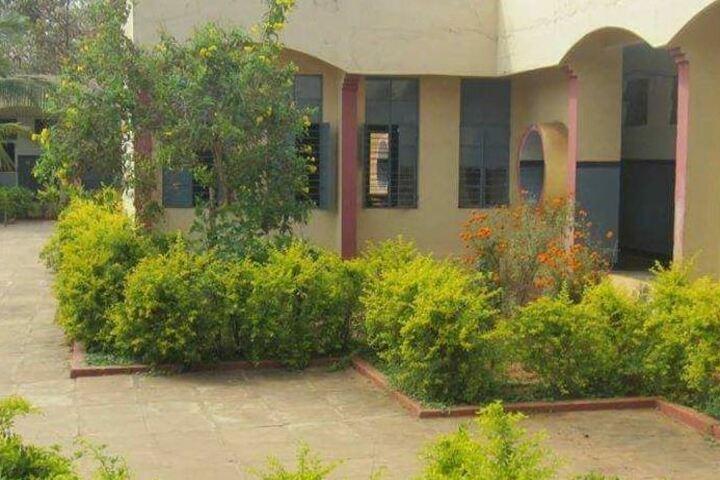 Jawahar Navodaya Vidyalaya-Campus Building