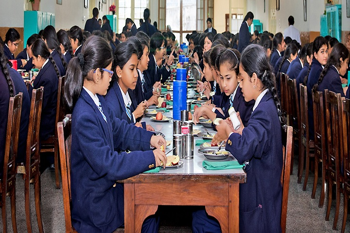 St Marys Convent College-Cafeteria full view