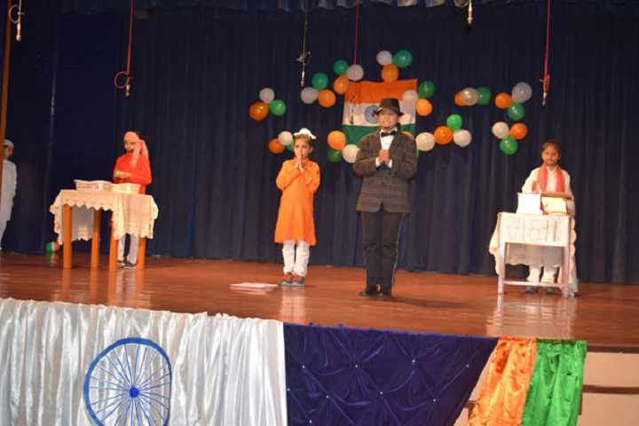 St Marys Convent College-Events independance day