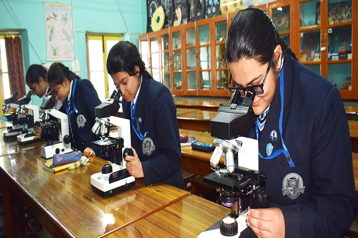 St Marys Convent College-Biology lab