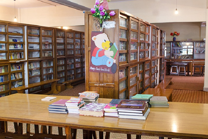 St Marys Convent College-Library