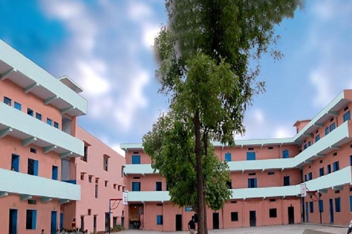 Modern School-Campus-View