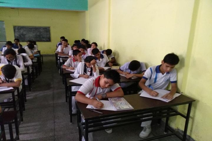 Modern School-Classroom