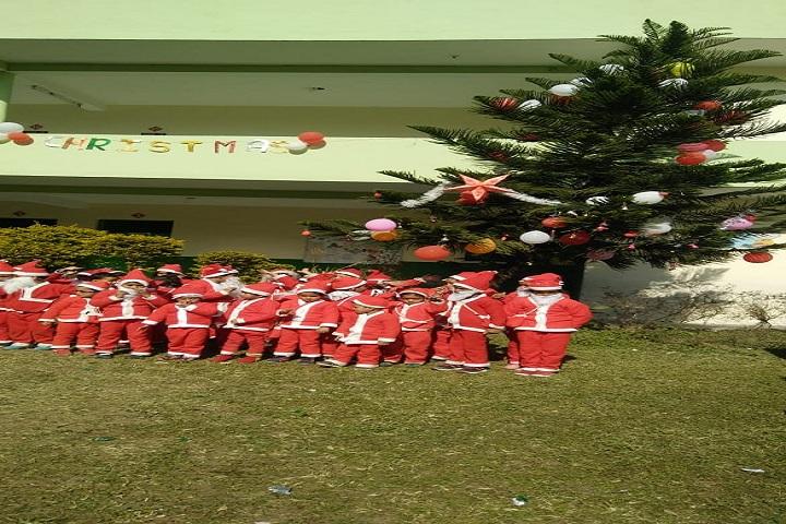 Modern School-Events christmas