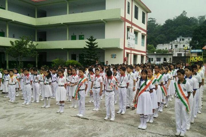 Modern School-Events republic day
