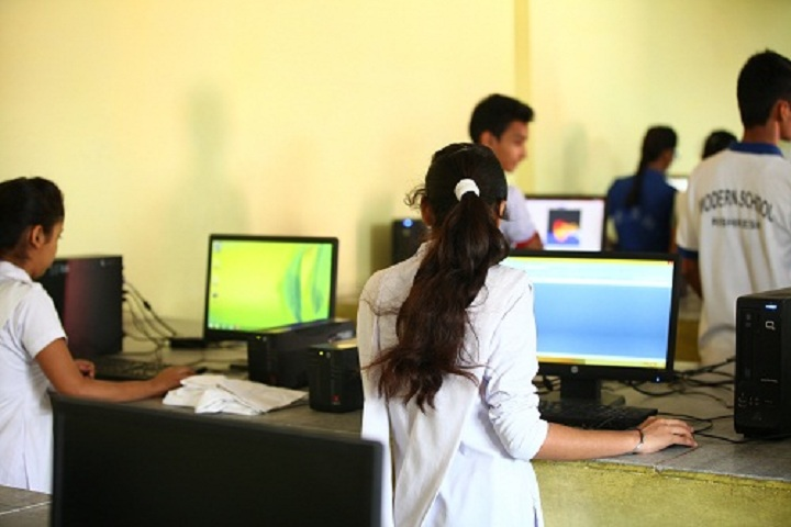 Modern School-IT-Lab