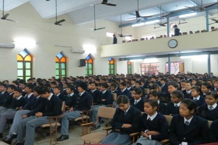 Seventh Day Adventist Inter College-Auditorium