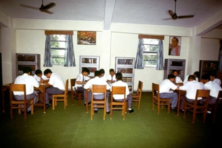 Seventh Day Adventist Inter College-Library