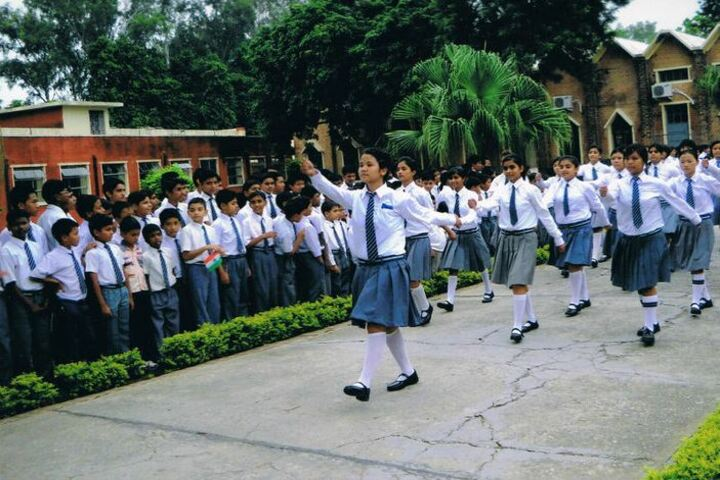 Seventh Day Adventist Inter College-March Past