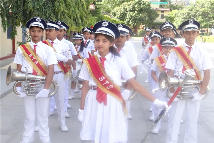 St Theresas School-School Band