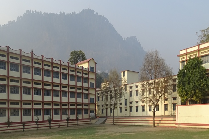 St Theresas School-School Building