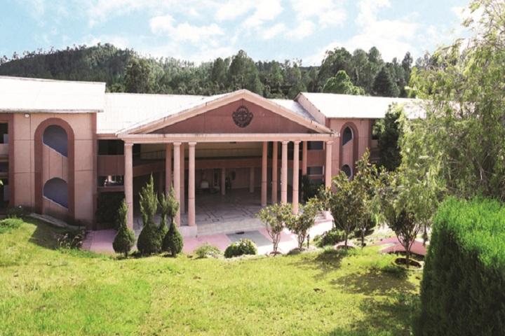 Ashok Hall Girls Residential School-School Building