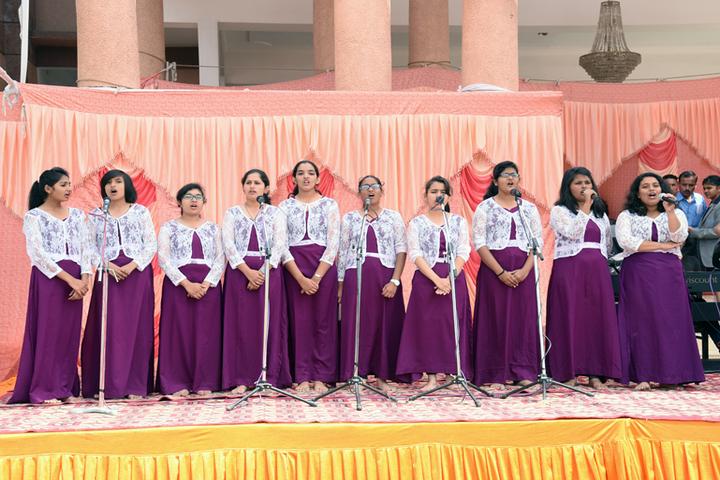 Ashok Hall Girls Residential School-Singing