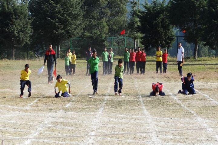 Ashok Hall Girls Residential School-Sports