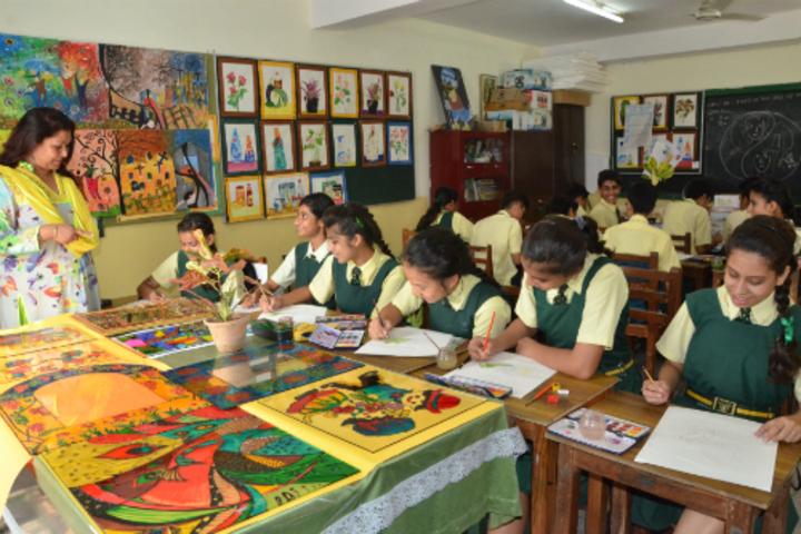 St Judes School-Art Room