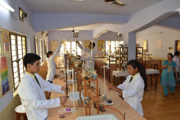 St Judes School-Chemistry Lab