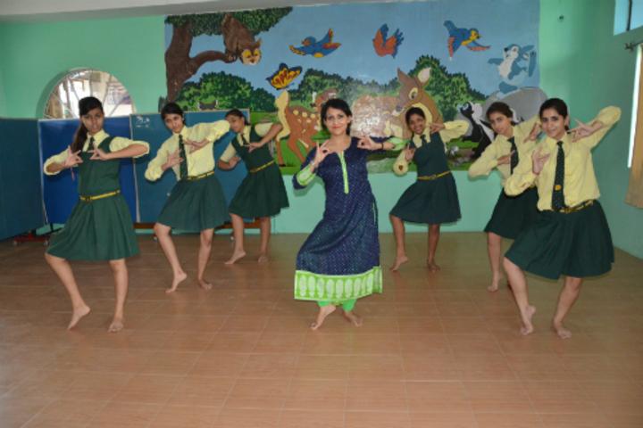 St Judes School-Dance Room