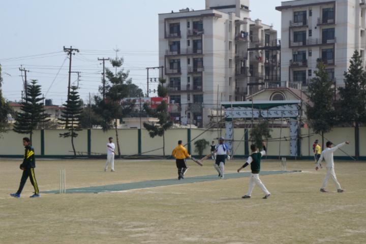 St Judes School-Ground