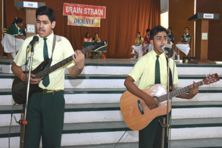 St Judes School-Music