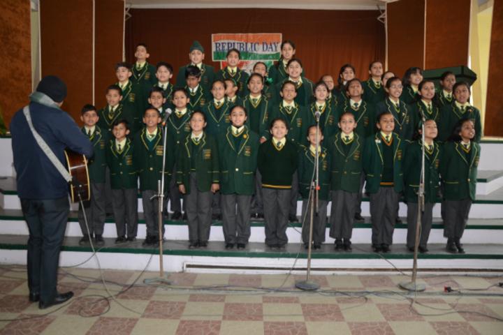 St Judes School-Singing
