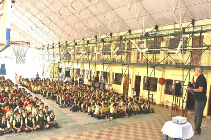 St Judes School-Workshop