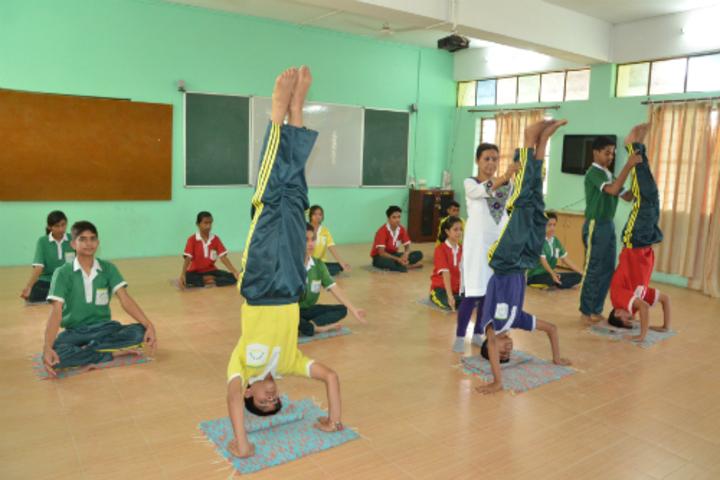 St Judes School-Yoga