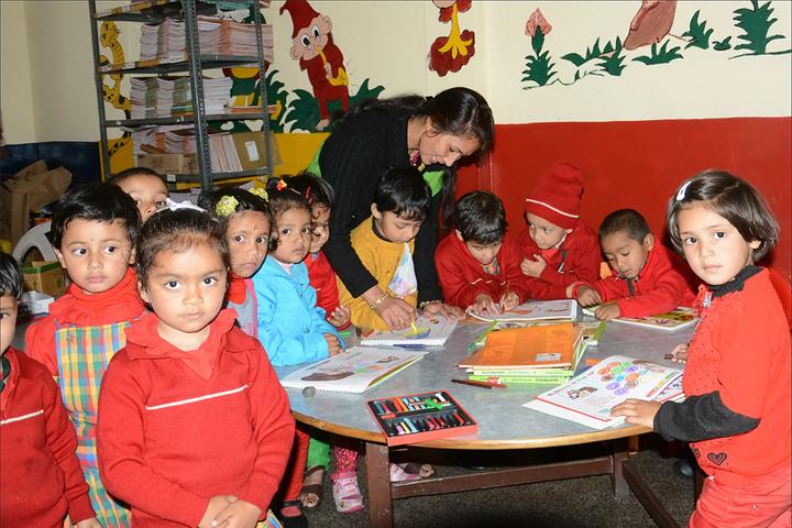 Koormanchal Academy-Activity