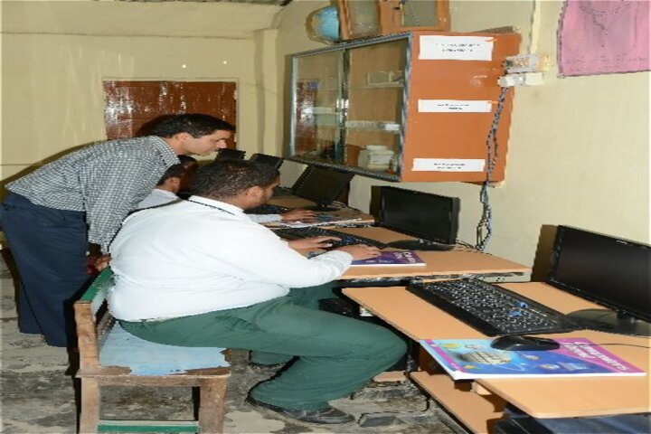 Koormanchal Academy-Computer Lab