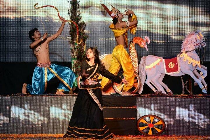 Koormanchal Academy-Cultural Event
