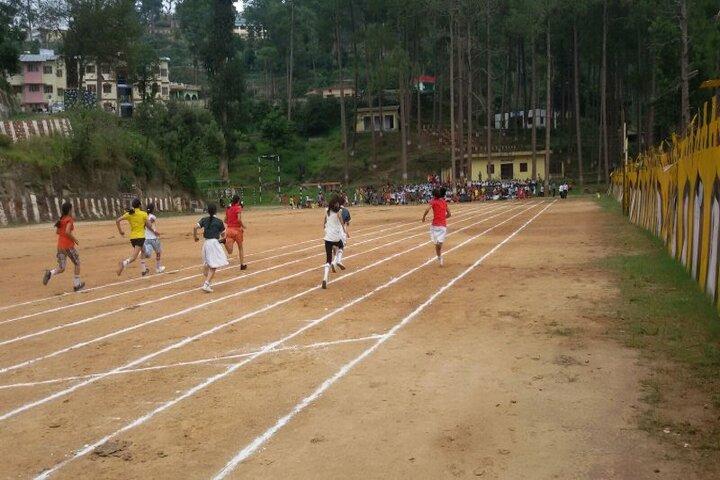 Koormanchal Academy-Ground