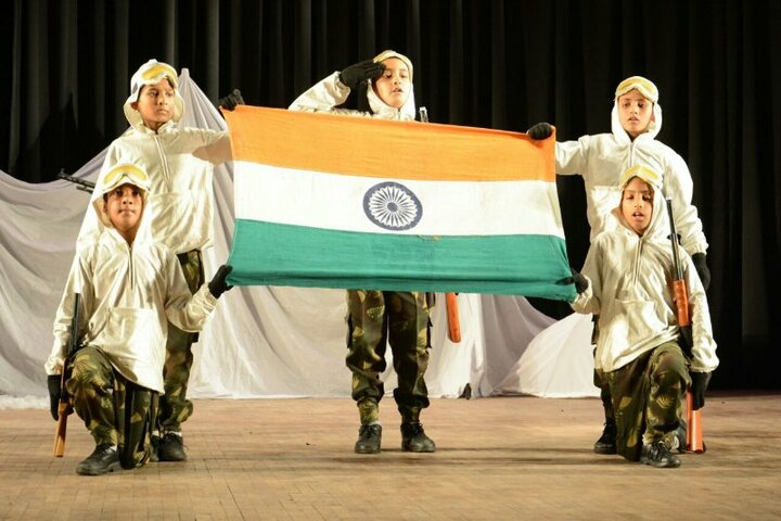 Koormanchal Academy-Independence Day
