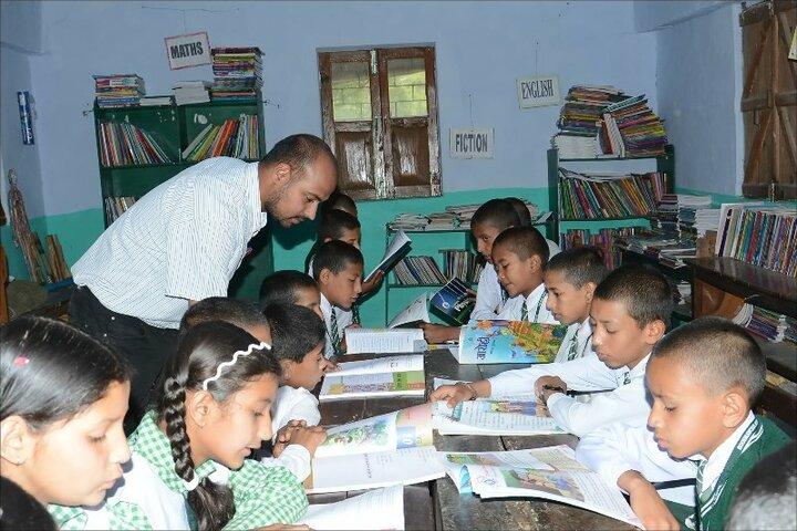 Koormanchal Academy-Library