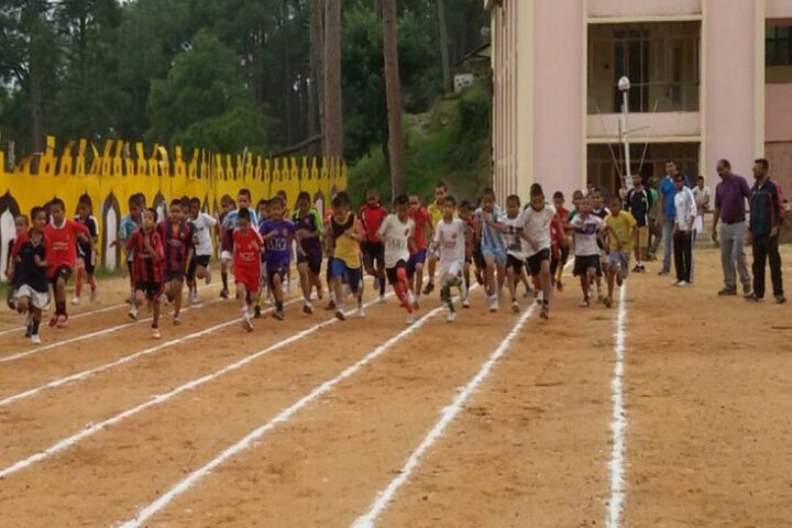Koormanchal Academy-Running Competition