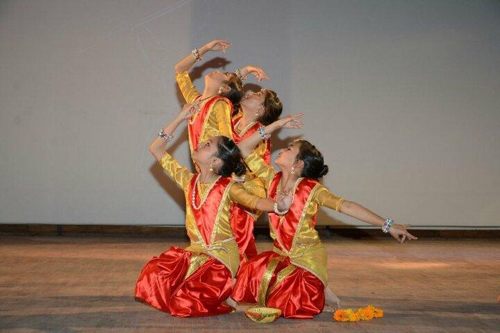 Koormanchal Academy-Traditional Dance