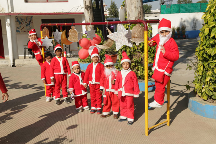 Doon Cambridge School-Christmas Celebration